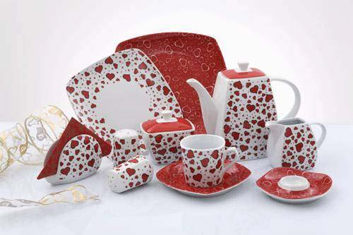 Porselen Kahvaltı Takımı Modelleri - 4