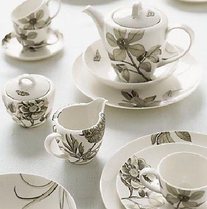 Porselen Kahvaltı Takımı Modelleri - 7