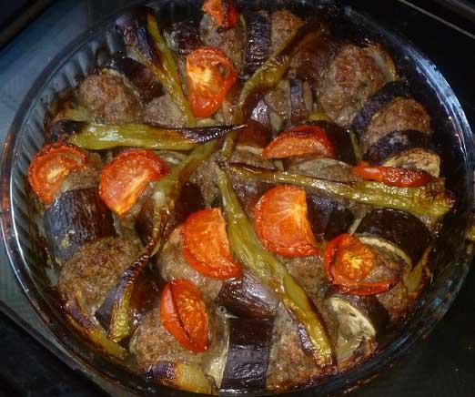 Patlıcan Pehli Tarifi