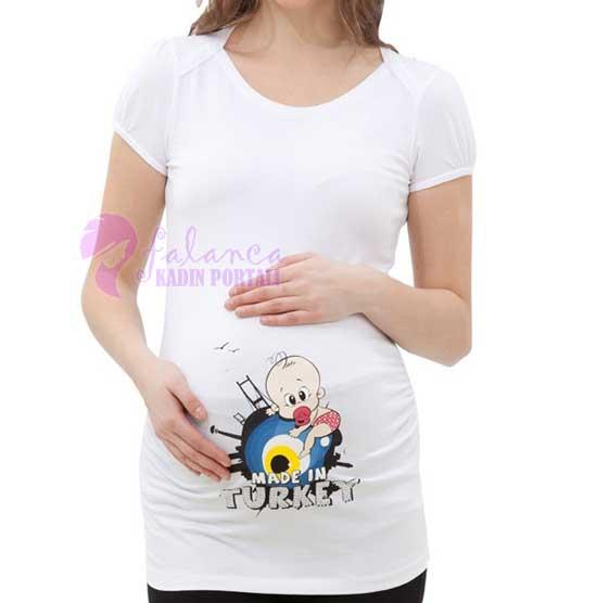 Esprili Hamile Tişörtleri