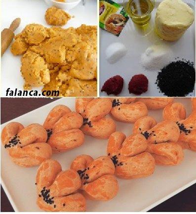 Salçalı tuzlu kurabiye tarifi