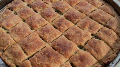 Tavuklu Köy Böreği Tarifi