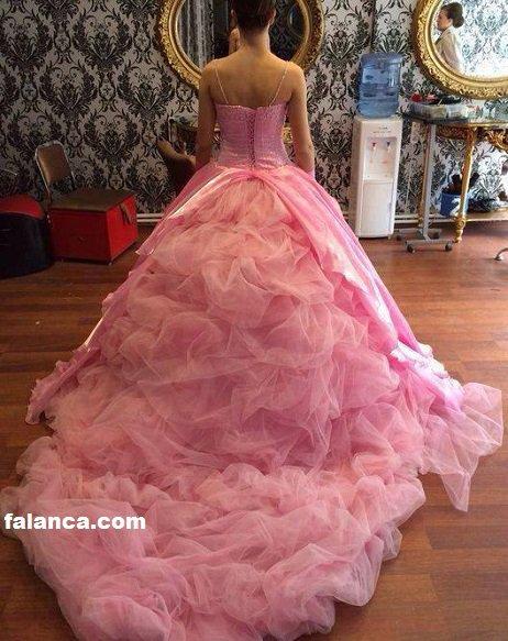 Nişanlık Elbise Modelleri