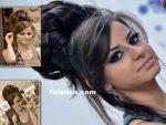 Abiye Sac Modelleri 20