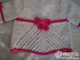 Resimli Anlatımlı Bebek Elbisesi - 2