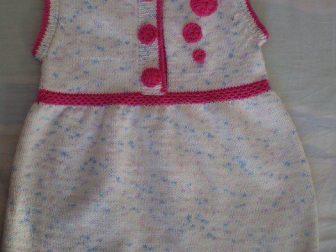 Resimli Anlatımlı Bebek Elbisesi - 4