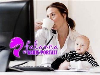 Anne Bebek Ve İşi Arasındaki Denge