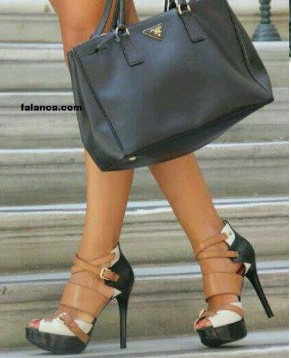 Ayakkabı Çanta Kombinleri - 4