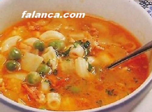 Bakliyatlı Sebze Çorbası