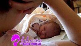 Yeni Doğan Bebeğin Annesi ile Tanışması