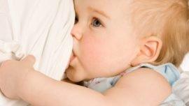 Bebeğinizin emme süresine dikkat