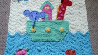 Erkek Bebek Battaniye Modelleri