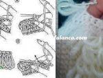 Tığ İşi Bebek Patik Modelleri 5
