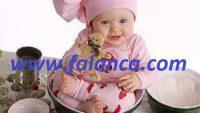 Bebek Bisküvisi Yapılışı