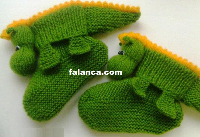 Bebek Patikleri Modelleri Ve Yap L Anlat Ml Bebek Orguleri Timsah