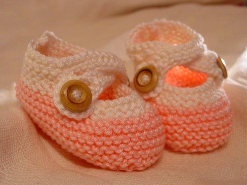 Farklı Bebek Patik Modelleri Ve Yapılışları