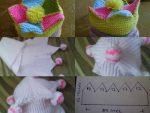 Örgü bebek şapka modelleri ve yapılışı - 3