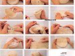 Örgü bebek şapka modelleri ve yapılışı - 4