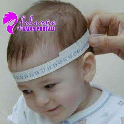 Bebeklerin Boy ve Baş Çevreleri