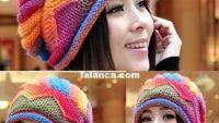 Şapka Modelleri Örgü