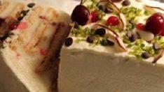 Bisküvili Baton Pasta Tarifi