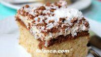 Bisküvili Prenses Pasta
