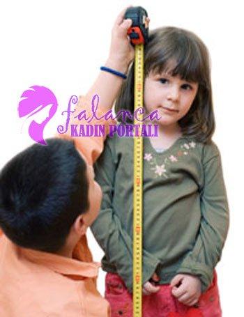 Çocuklarda Boy Uzatma Hareketleri