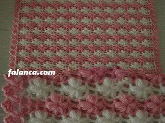 Çiçekli Renkli Lif 3