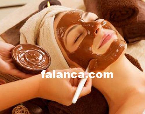 Çikolata Maskesi Yapılışı