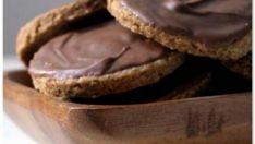 Çikolatalı Bisküvi