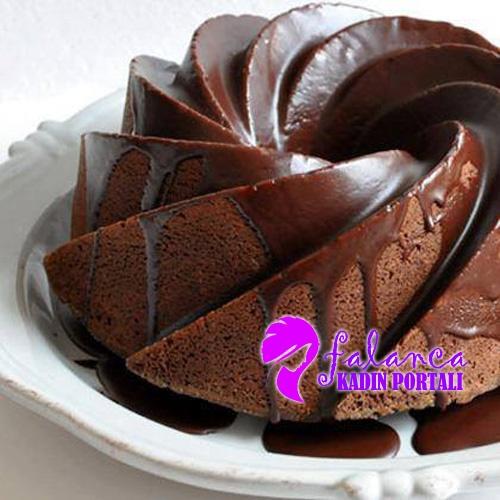 Çikolatalı Çarkıfelek Kek