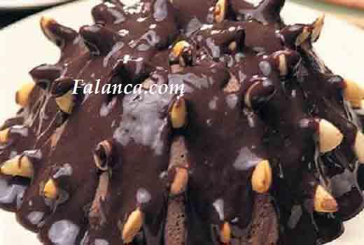 Çikolatalı Soğuk Yaz Tatlısı