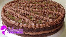 Çikolatalı Yaş Pasta Yapılışı