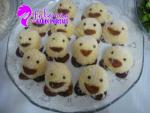 Cocuk Yemekleri Civciv Muhallebi