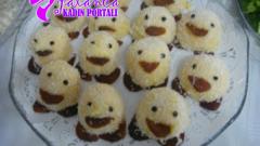 Civciv Muhallebi – Çocuk Yemekleri