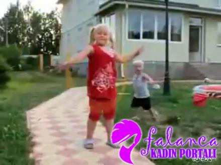 Çocukların Bitmek Bilmez Enerjileri
