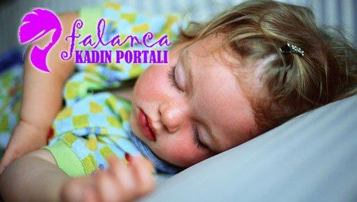 Çocuklarda Uyku Alışkanlığı