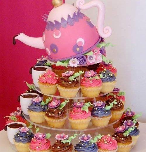 Değişik Doğum Günü Pastaları