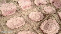 Motifli Bebek Battaniye Modelleri ve Yapılışı