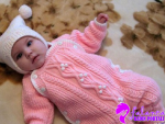 Dugmeli Bebek Tulum 1