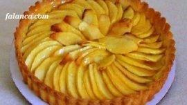 Elmalı Tart Yapılışı