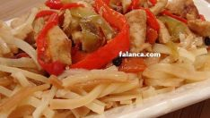 Sebzeli Erişteli Tavuk Tarifi