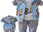 Erkek Bebek Elbiseleri