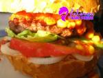 Ev Hamburgeri Cocuk Yemekleri