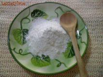 Evde Pudra Şekeri Yapımı