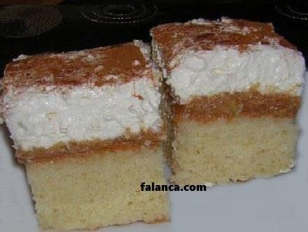 Fantalı Pasta Tarifi