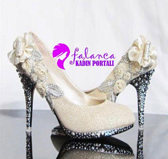 2013 gelin ayakkabıları - 3