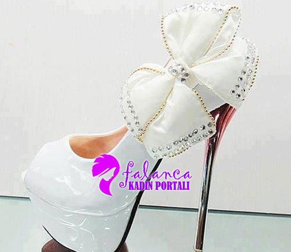 2013 gelin ayakkabıları - 4