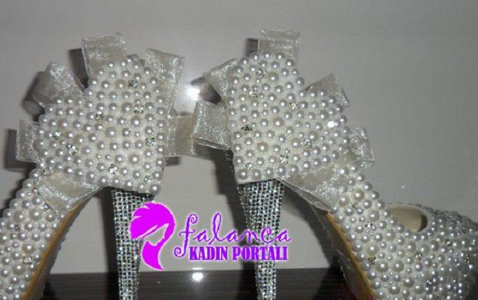 2013 gelin ayakkabıları - 5