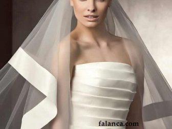 Gelin Duvak Modelleri 2015 5